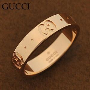 グッチ 152045-J8500/5702-8 リング K18PG ピンクゴールド 指輪 GUCCI|juraice