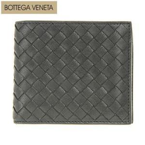 BOTTEGA VENETA ボッテガ・ヴェネタ193642-VX051 1000  二つ折り財布 小銭入れ付|juraice