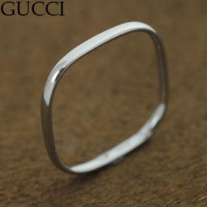 グッチ 201777-I4100 K18WG ホワイトゴールド 指輪 GUCCI|juraice