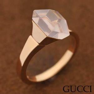 グッチ 214154-J8C91/8075/11 リング  指輪  GUCCI  K18YG  イエローゴールド|juraice