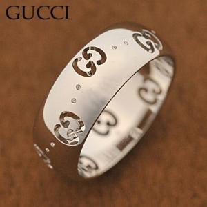 グッチ 246470-J8500 リング K18WG ホワイトゴールド 指輪 GUCCI|juraice