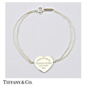 ティファニー 29633444 ハート  ブレスレット16.5cm シルバー925 Tiffany|juraice