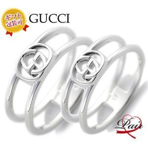 グッチ 298036-J8400/8106 ペアリング/2個セット/BOXラッピング完備 指輪 GUCCI|juraice