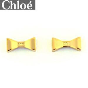Chloe クロエ  ピアス ゴールド 2E0552-CB7-091-E|juraice