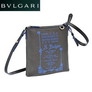 BVLGARI ブルガリ 32522 BLACK ショルダーバッグ|juraice