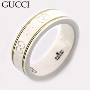 グッチ 325964-J85V5/8062 リング 指輪 GUCCI ホワイト|juraice
