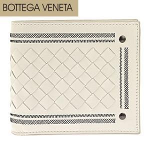 BOTTEGA VENETA ボッテガ・ヴェネタ 369660-VAOU2/1872 二つ折り財布 小銭入れ付 sale juraice