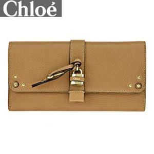 クロエ Chloe 3P0144-751/19P ベージュ 長財布 小銭入れ付 長札財布|juraice