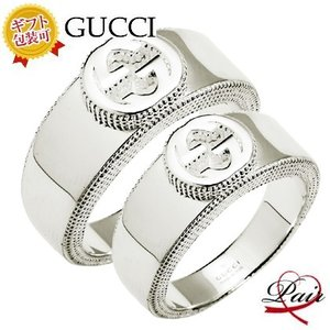 グッチ 479228-J8400/8106 ペアリング/2個セット/ペア割引/BOXラッピング完備 指輪 GUCCI|juraice