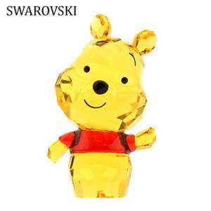 スワロフスキー 5004737 ディズニー くまのプーさん  置物 インテリア Swarovski SWAROVSKI|juraice