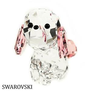 スワロフスキー 5063331 Puppy Dixie プードル 犬  置物 インテリア Swarovski SWAROVSKI|juraice