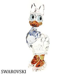 スワロフスキー 5115334 ディズニー デイジーダック  置物 インテリア Swarovski SWAROVSKI|juraice