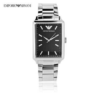 送料無料 エンポリオ・アルマーニ AR0416  クラシック / ブラック メンズ 腕時計 juraice