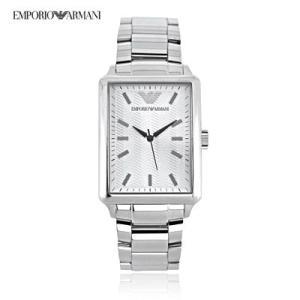 送料無料 エンポリオ・アルマーニ AR0418   クラッシク / シルバー ユニセックス  腕時計 juraice
