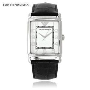 送料無料 エンポリオ・アルマーニ AR0432 クラッシック / ホワイト メンズ   腕時計 juraice