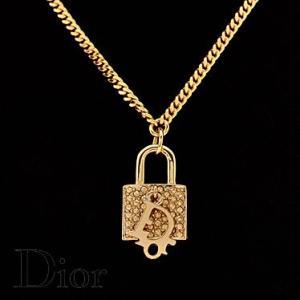 クリスチャンディオール D23116 ネックレス Christian Dior|juraice