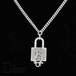 クリスチャンディオール D23117 ネックレス Christian Dior|juraice