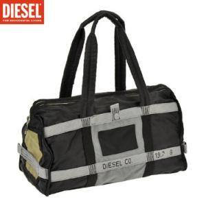 ディーゼル DIESEL ボストンバッグ X00291-PR027 H3292 手提げバック|juraice