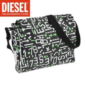 ディーゼル DIESEL バッグ X00322-PS386 H3353 ショルダーバック|juraice