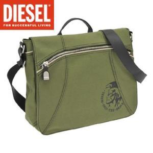 ディーゼル DIESEL バッグ X00358-PR014 T7400 ショルダーバック|juraice