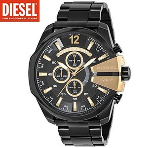DIESEL ディーゼル MEGA CHIEF DZ4338 メンズ 時計 ウォッチ|juraice