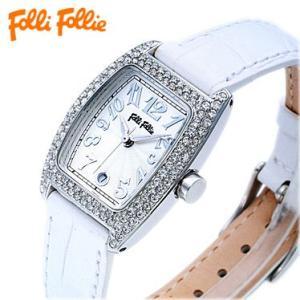 フォリフォリ S922ZI SLV/WHT 腕時計 Folli Follie sale juraice