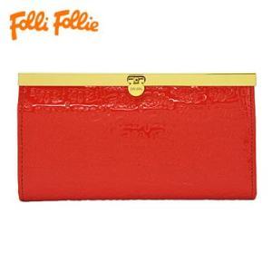 フォリフォリ WA0L028SR RED 長札(小銭入れ付) サイフ Folli Follie sale|juraice