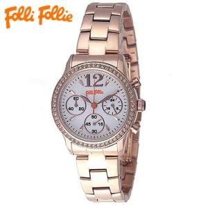 フォリフォリ WF0B026BCW 腕時計 Folli Follie juraice