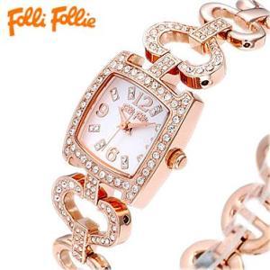 フォリフォリ WF5R120BSS 腕時計 Folli Follie juraice