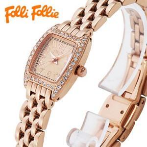 フォリフォリ WF5R142BPP 腕時計 Folli Follie juraice