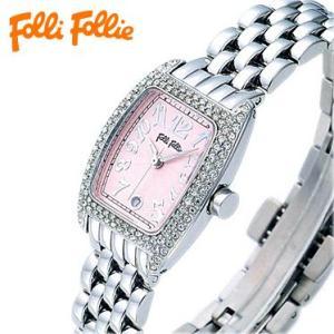 フォリフォリ WF5T081BDP 腕時計 Folli Follie juraice