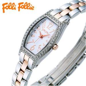 フォリフォリ WF8A026BPZ 腕時計 Folli Follie juraice
