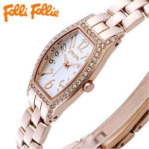 フォリフォリ WF8B026BPS 腕時計 Folli Follie juraice