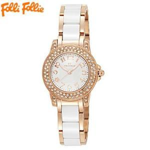 フォリフォリ WF9B020BPS 腕時計 Folli Follie juraice
