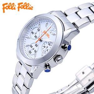 フォリフォリ WF0T026BCW 腕時計 Folli Follie juraice