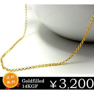 ゴールド チェーン K14 真円チェーン  レディース 細 Goldfilled ju8 年度末 sale|juraice