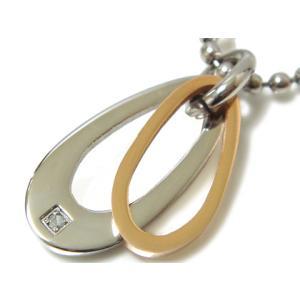 【SteelAdamas】アダマスダイヤモンドネックレス/ダイヤモンド/天然/ファッション/アクセ/ブランド/ホワイト/白/ステンレス/アクセサリー/ピンク 年度末 sale|juraice