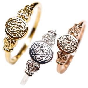 ハワイアンジュエリー リング 指輪 スクロール 波 レディース メンズ 金属アレルギー対応 サージカル ステンレス インスタ sale|juraice