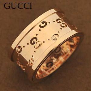 グッチ 201985-J8500/5702/11 リング  指輪  GUCCI K18PG  ピンクゴールド juraice