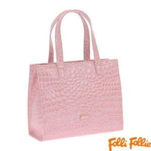 フォリフォリ HB1P019WPPINK ピンク 手提げバック Folli Follie ハンドバック|juraice