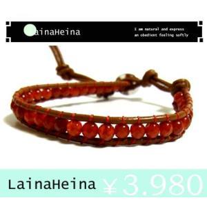 【LainaHeina】カーネリアン シルバー925 パワーストーンブレスレット/レザー/CHAN LUU (チャンルー)に続く ju8 年度末 sale|juraice