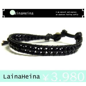 【LainaHeina】オニキス シルバー925 パワーストーンブレスレット/レザー/CHAN LUU (チャンルー)に続く ju8 年度末 sale|juraice