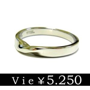 リング 指輪 ステンレスリング vie ヴィー シンプル メンズ ユニセックス ペア sale|juraice