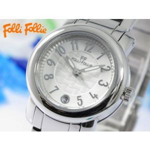 フォリフォリ WF0T049BDS 腕時計 Folli Follie|juraice