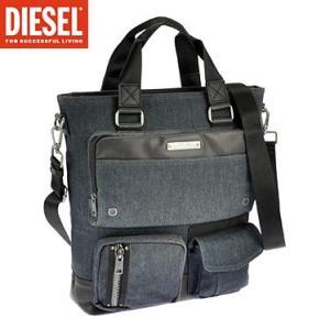 ディーゼル X03780-P0320/H1940 DIESEL  手提げバック トートバック ショルダーバック|juraice