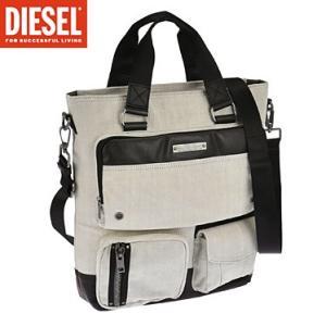ディーゼル X03780-P0320/H5972 DIESEL  手提げバック トートバック ショルダーバック|juraice