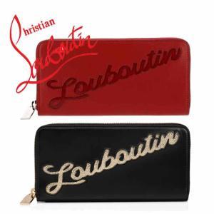 クリスチャンルブタン Christian Louboutin  Panettone パネトーネ 新作 長財布|jurer-store