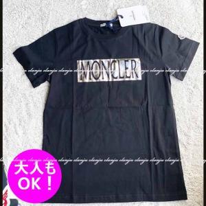 モンクレール 大人も着られるMONCLER Jr ロゴタグTシャツ 14A 大人もOK!|jurer-store