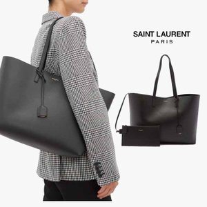 サンローラン Saint Laurent サック・ショッピング トートバッグ ブラック|jurer-store