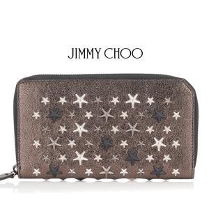 ジミーチュウ カーナビー 長財布 Jimmy Choo CARNABY WALLET ジップアラウンド|jurer-store